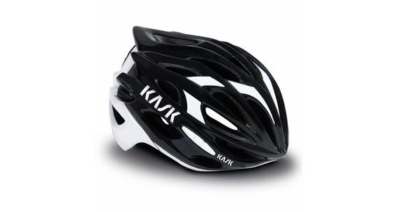 Kask Mojito  helm wit/zwart